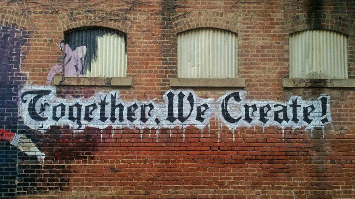 Community-Building ist Kreativität
