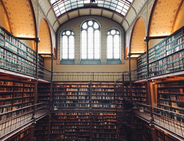 Sammle Wissen rund um dein Unternehen